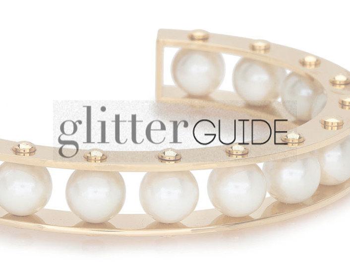Lele-Sadoughi-_-C-Slider-Cuff-Pearl