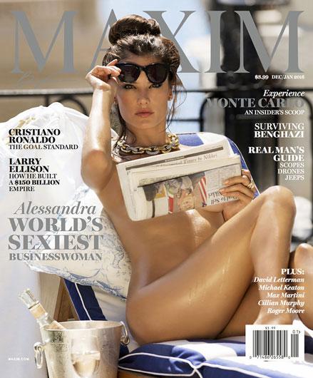LELE_Maxim_Cover_1215